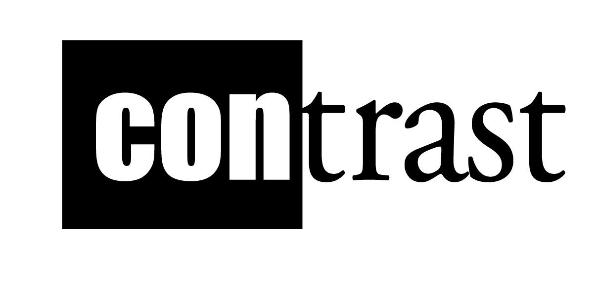 the principles of design contrast